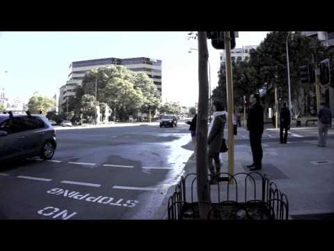 Perth pedestrian waiting times