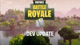 Fortnite Battle Royale Dev Update-Map Exploits, Friendly Fire, and Battle Pass Bonuses