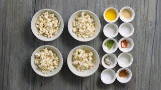 Study Snacks: How to Make Gourmet Popcorn