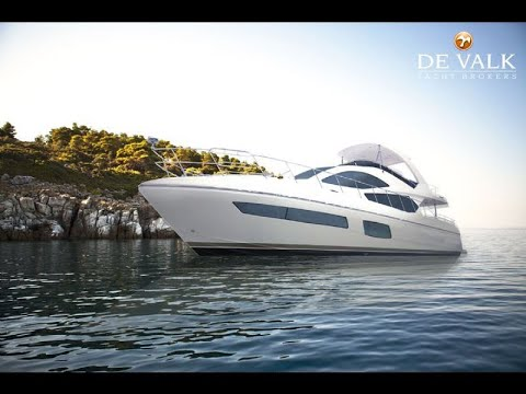 2017 GRAND HARBOUR 58' MOTOR YACHT - EUR 918,160