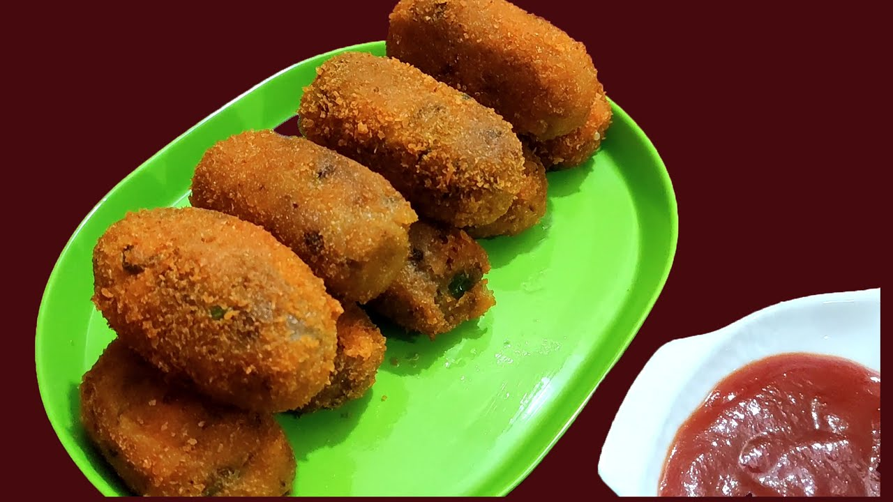 Ramadan  Special Egg Chop Recipe by TastyMeals