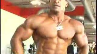 IFBB Pro bodybuilder Jimmy Canyon p