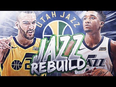 2ea4f966ee40 HUGE FA SIGNING! UTAH JAZZ REBUILD! NBA 2K19 - YouTube