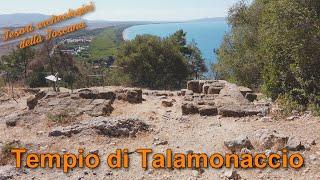 Tempio di Talamonaccio - Tesori archeologici della Toscana
