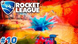 Roket gibi çalım I Rocket League Türkçe Multiplayer I 10. Bölüm