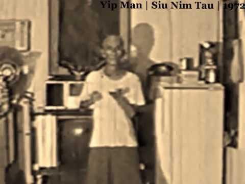 Yip Man Siu Nim Tao (Close-Up)