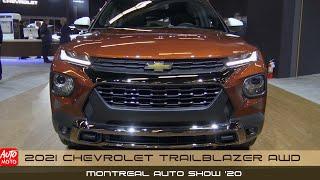 2020 Chevrolet Trailblazer AWD - Exterior And Interior - Montreal Auto Show 2020