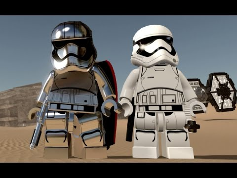 LEGO Star Wars: The Force Awakens - All First Order Missions