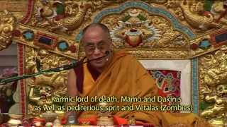 English: His Holiness Dalai Lama Talk on Dolgyal