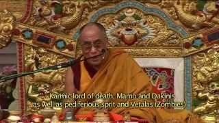 English: His Holiness Dalai Lama Talk on Dolgyal