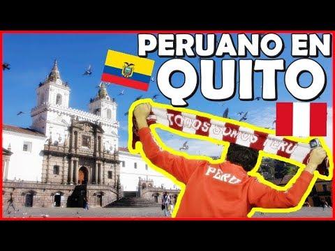 Visitando Quito, ¡hermosa ciudad!, crónica de un Peruano | Peruvian Life