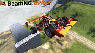 BeamNG.drive - 1000hp HOT WHEEL