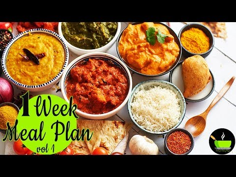 Indian Weekly Meal Planning    Useful Kitchen Tips And Tricks   Time Saving Kitchen Tips