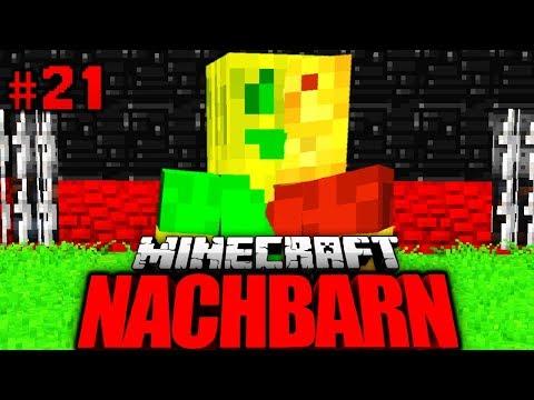 WAS PASSIERT mit MIR?! - Minecraft Nachbarn #021 [Deutsch/HD]