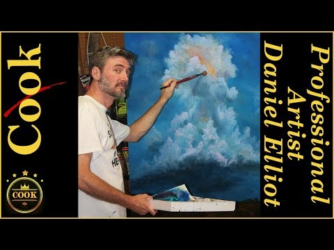 Ask the Pro from Jerry's Artarama - Special Guest Appearance - Daniel Elliot Answers Your Questions