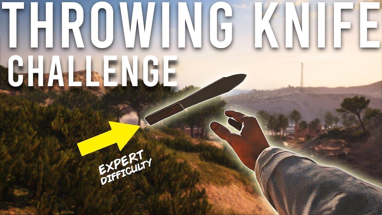 Nur Wurfmesser für Battlefield V + video