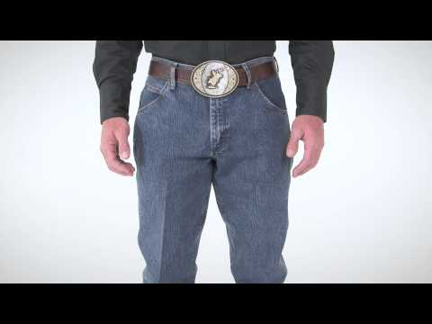 Wrangler Premium Performance Advanced Comfort Cowboy Cut Jean
