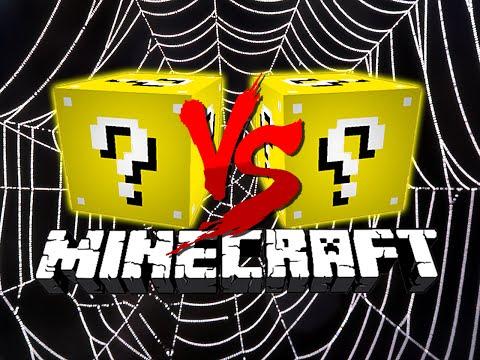 Minecraft: LUCKY BLOCK CHALLENGE | SPIDERMAN?