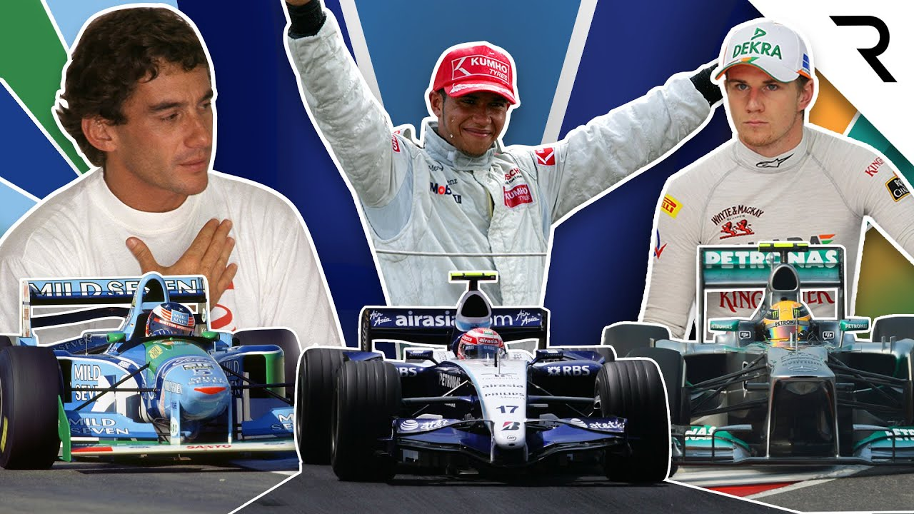 10 F1 driver moves that nearly happened