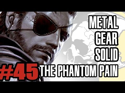 Best Friends Play Metal Gear Solid V - The Phantom Pain (Part FINAL)