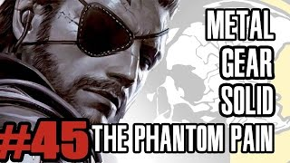 Best Friends Play Metal Gear Solid V - The Phantom Pain (Part FINAL)