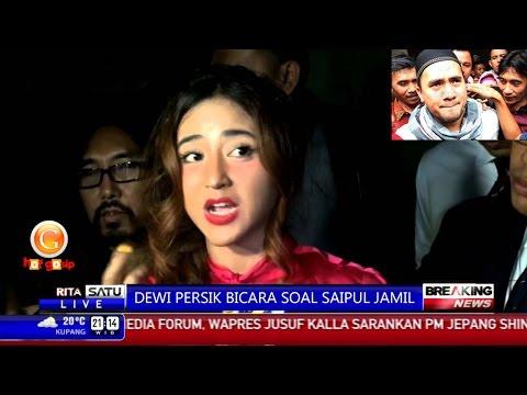 Dewi Persik Buka-Bukaan Soal Kasus Asusila Saipul Jamil ~ Gosip Hari Ini