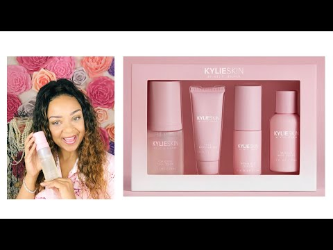 Kylie Jenner's Skincare Review!