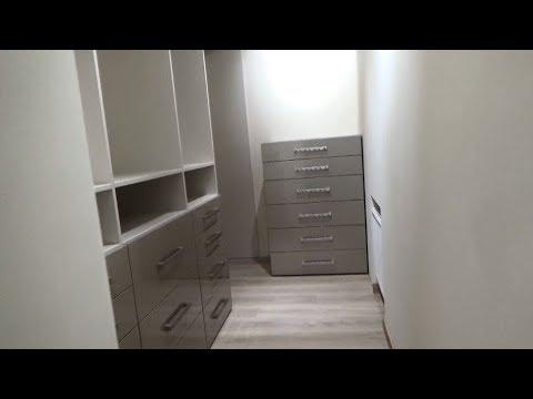 гардеробные комнаты 2м на 3м