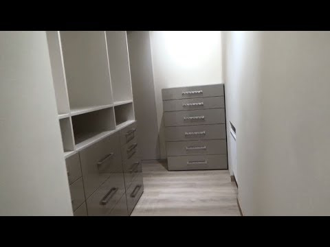 фото гардеробных комнат в доме