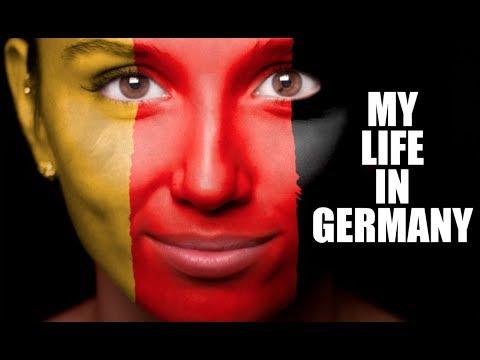 My life In German
