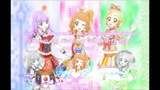 Aikatsu-Hello!Winter Love♪full lyrics