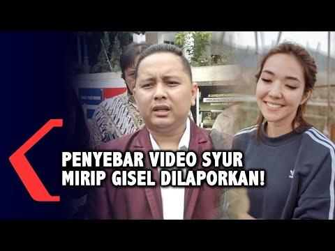 Penyebar Video Syur Mirip Gisel Dilaporkan Ke Polda Metro Jaya