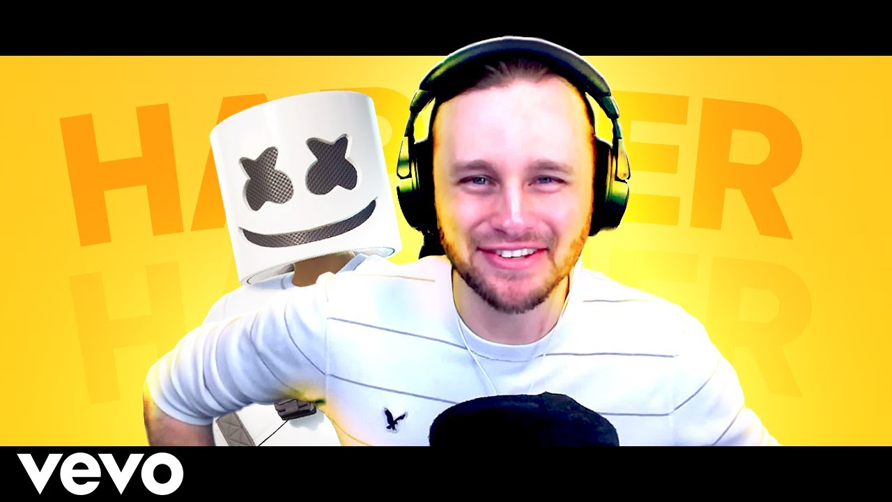 Ssundee Sings Marshmello - Happier