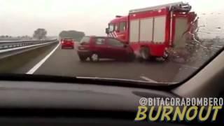 Accidentes e incidentes laborales de bomberos Vol.05