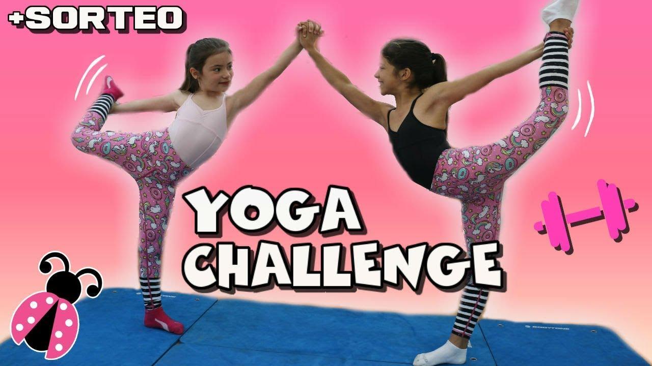 Yoga Challenge Con Karina Marina Sorteo De 10 Juguetes Los Juguetes De Arantxa Youtube