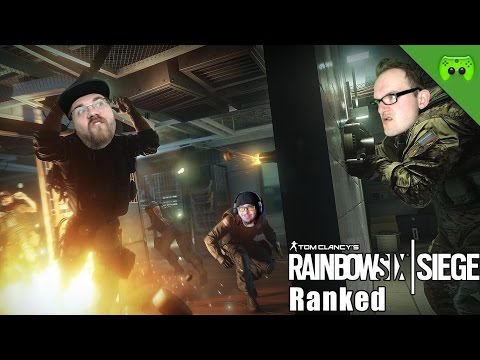 FRIENDLY FIRE RELOADED 🎮 Rainbow Six: Siege Ranked #71