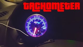 GLOWSHIFT TACHOMETER!! - Fred The Focus - Part 8