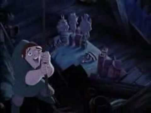 Hunchback of Notredame -- Barbed Wire and Roses