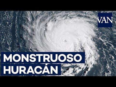 """[HURACÁN FLORENCE] """"Esta tormenta es un monstruo, grande, letal y despiadado"""""""