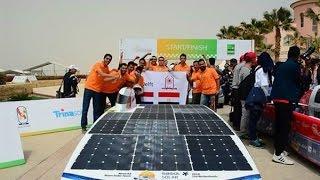 الجمارك تمنع دخول سيارات تعمل بالطاقة الشمسية للمشاركة في سباق عالمي بمصر والسبب ..