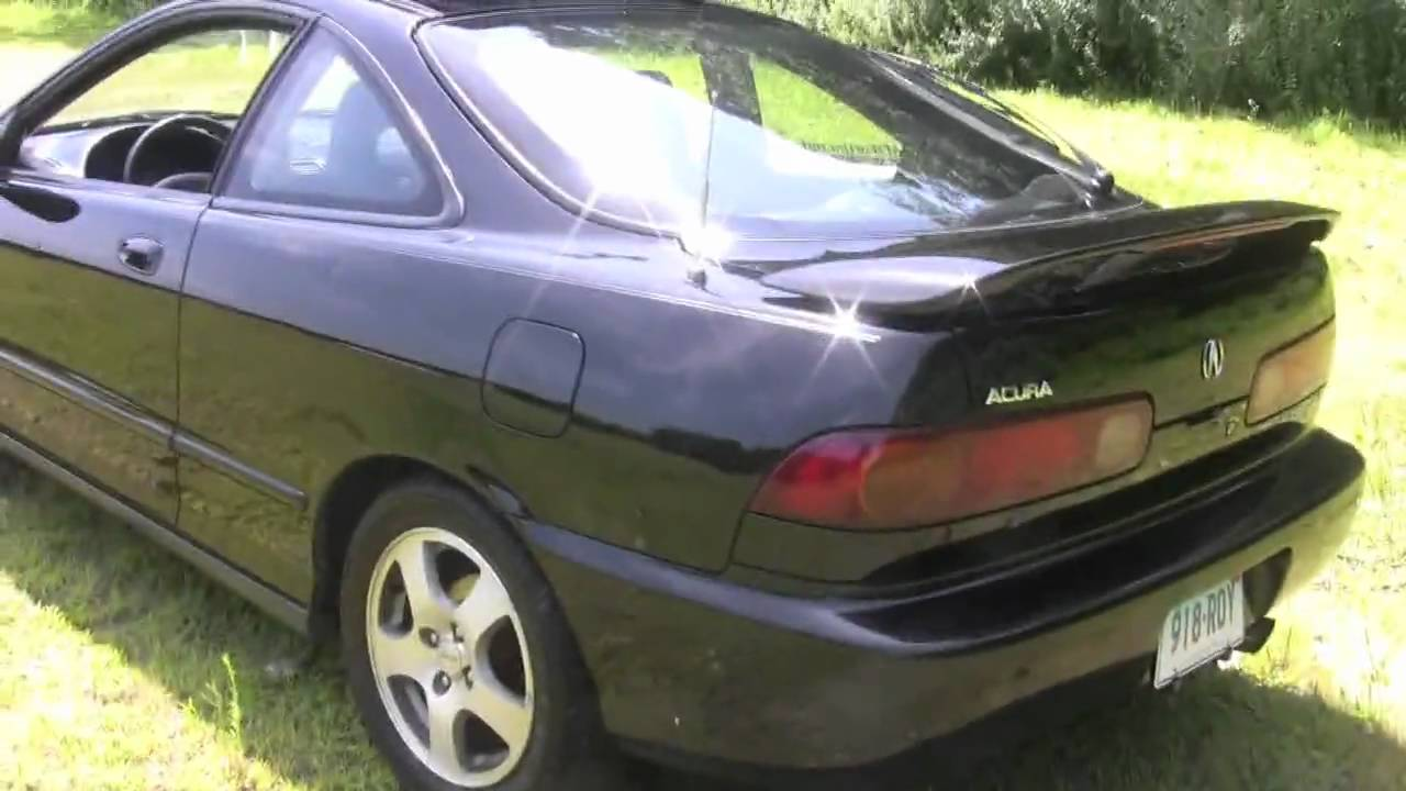 For sale 1997 Acura Integra GSR Part 1 SOLD  YouTube