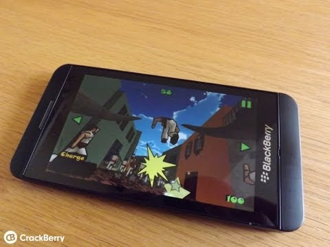 Bull Runner for BlackBerry 10