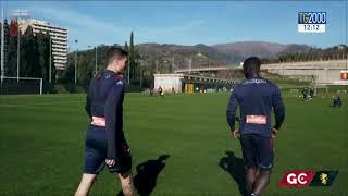 Calcio positivo, rinviata genoa-torino. lega adotta norme uefa
