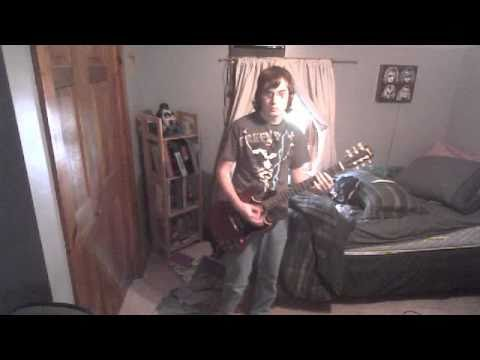 AC/DC - Sink The Pink  Guitar Cover