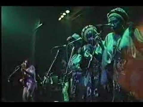 Bob Marley Jammin Live