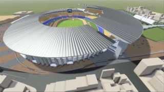 Estadio Olímpico Atahualpa / Remodelación estará lista en el 2016