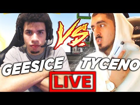 GEESICE vs TYCENO BEST OF 3 LIVE!