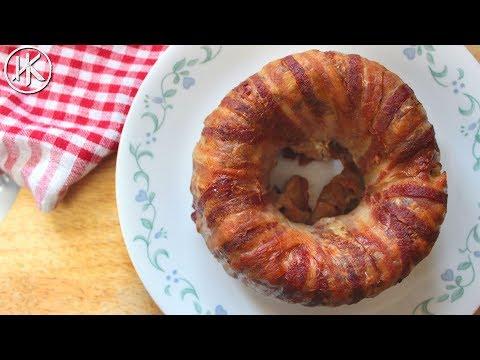 Keto Chicken Cake (Tasty Recipe) | Keto Recipes | Headbanger's Kitchen