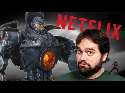 Screenjunkies Sexual Harassment Scandal, Pacific Rim 2 Trailer Reaction and Netflix's Rising...