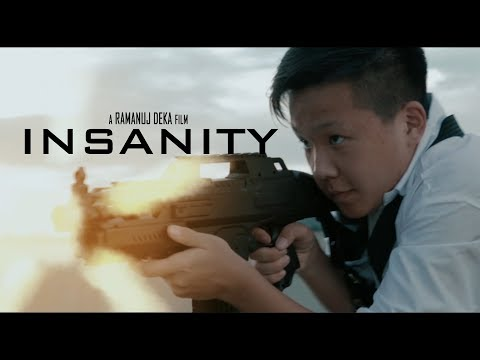 INSANITY An Action Short Film